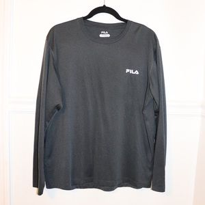 Fila long sleeve T-shirt size M